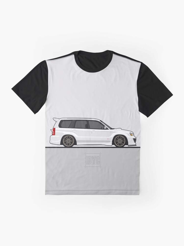 Alternate view of Visit idrewyourcar.com to find hundreds of car profiles! Graphic T-Shirt