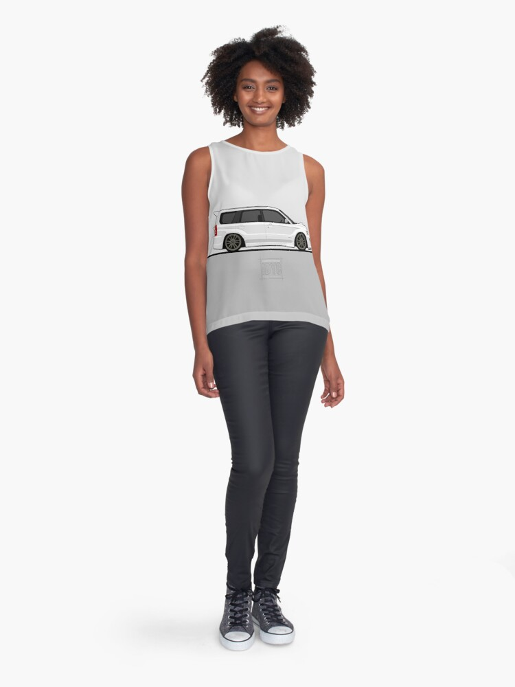 Alternate view of Visit idrewyourcar.com to find hundreds of car profiles! Sleeveless Top