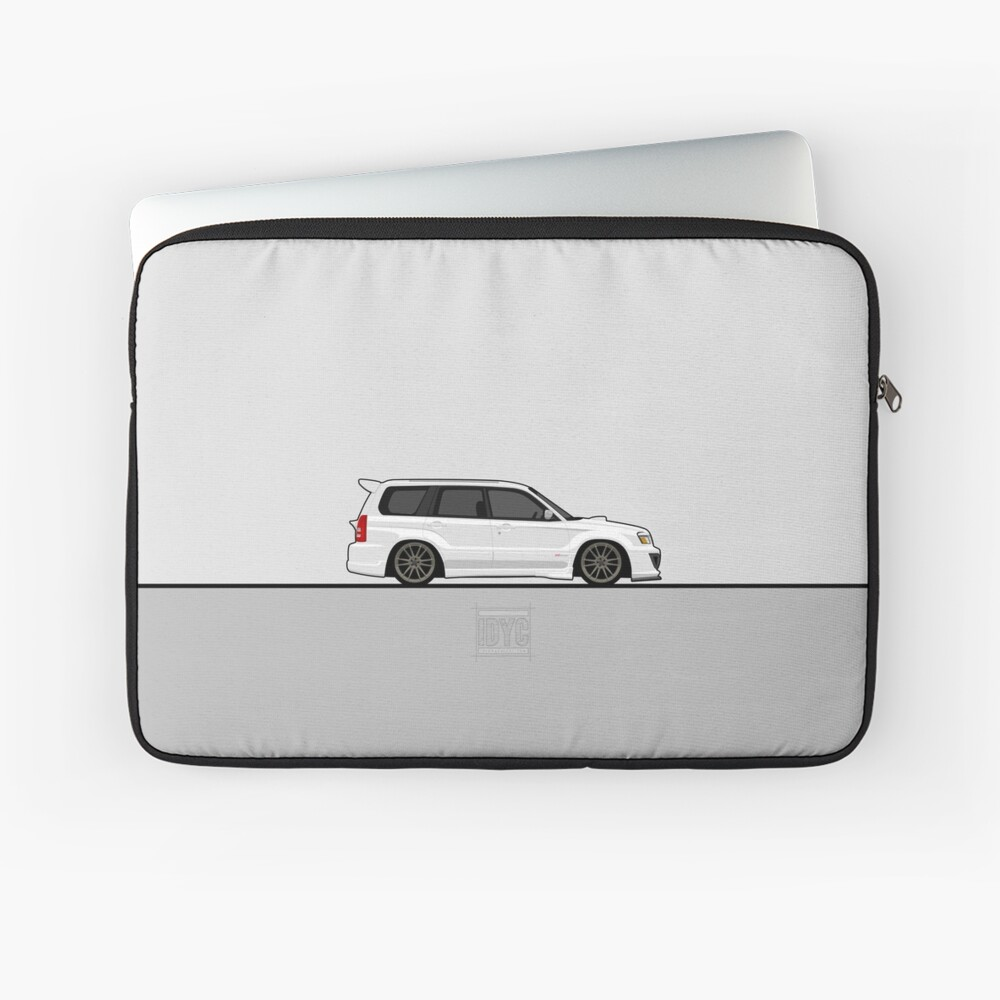 Visit idrewyourcar.com to find hundreds of car profiles! Laptop Sleeve