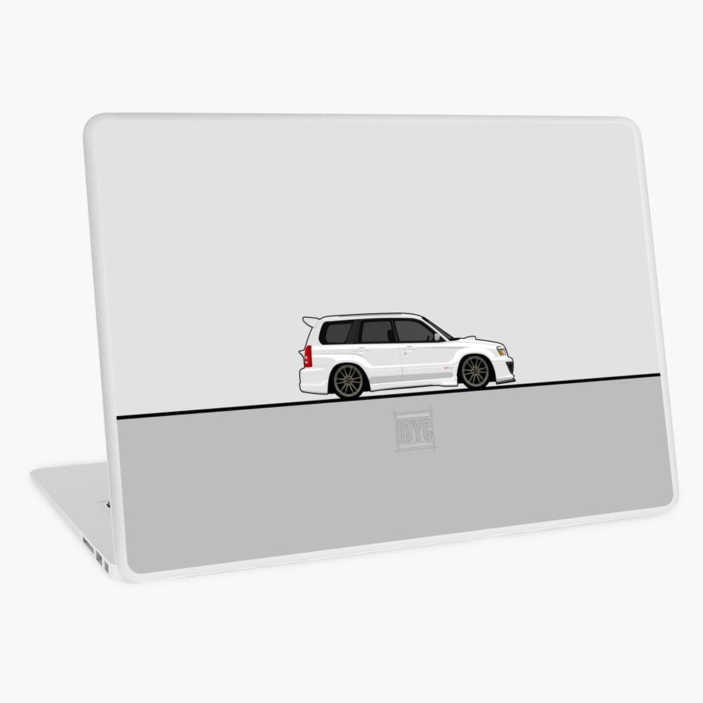 Visit idrewyourcar.com to find hundreds of car profiles! Laptop Skin
