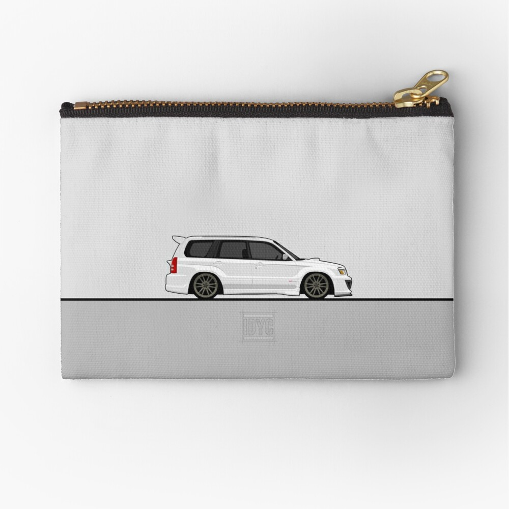 Visit idrewyourcar.com to find hundreds of car profiles! Zipper Pouch