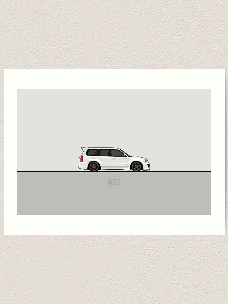 Alternate view of Visit idrewyourcar.com to find hundreds of car profiles! Art Print