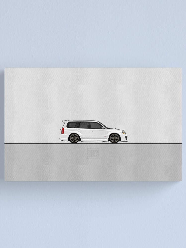 Alternate view of Visit idrewyourcar.com to find hundreds of car profiles! Canvas Print