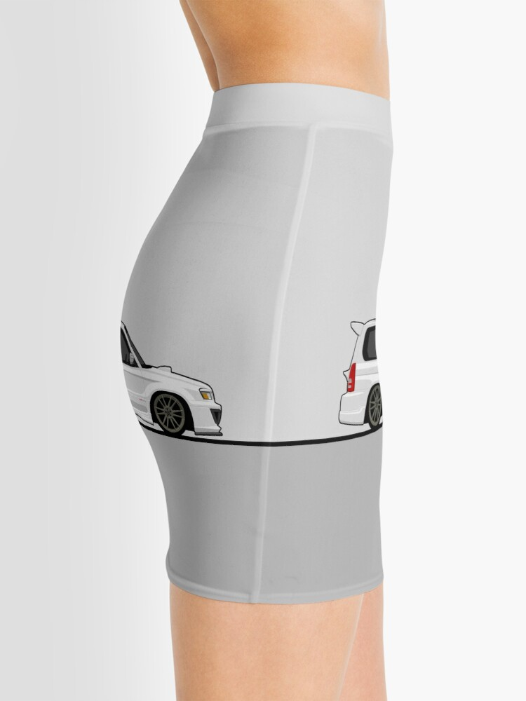 Alternate view of Visit idrewyourcar.com to find hundreds of car profiles! Mini Skirt