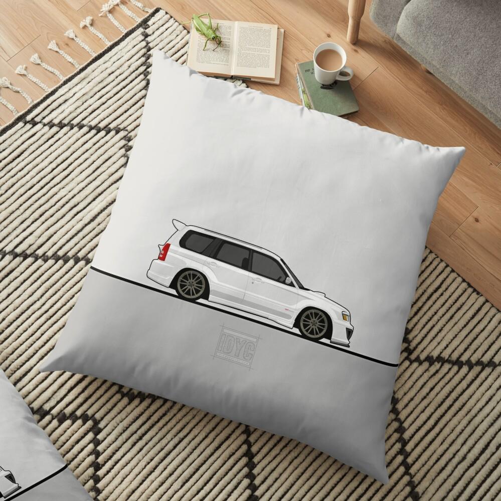 Visit idrewyourcar.com to find hundreds of car profiles! Floor Pillow
