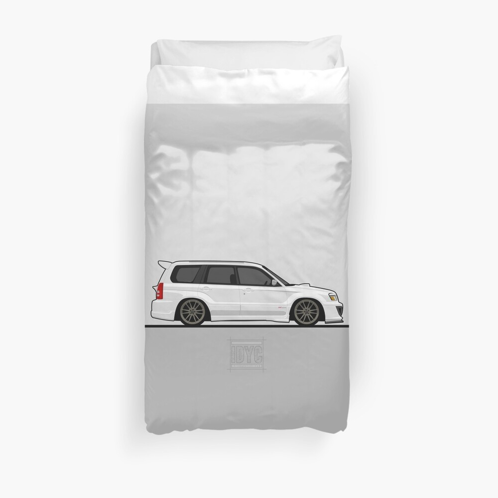 Visit idrewyourcar.com to find hundreds of car profiles! Duvet Cover
