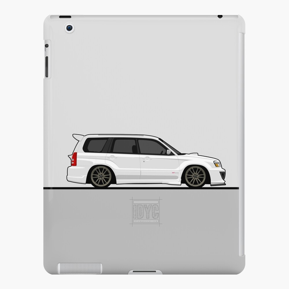 Visit idrewyourcar.com to find hundreds of car profiles! iPad Case & Skin