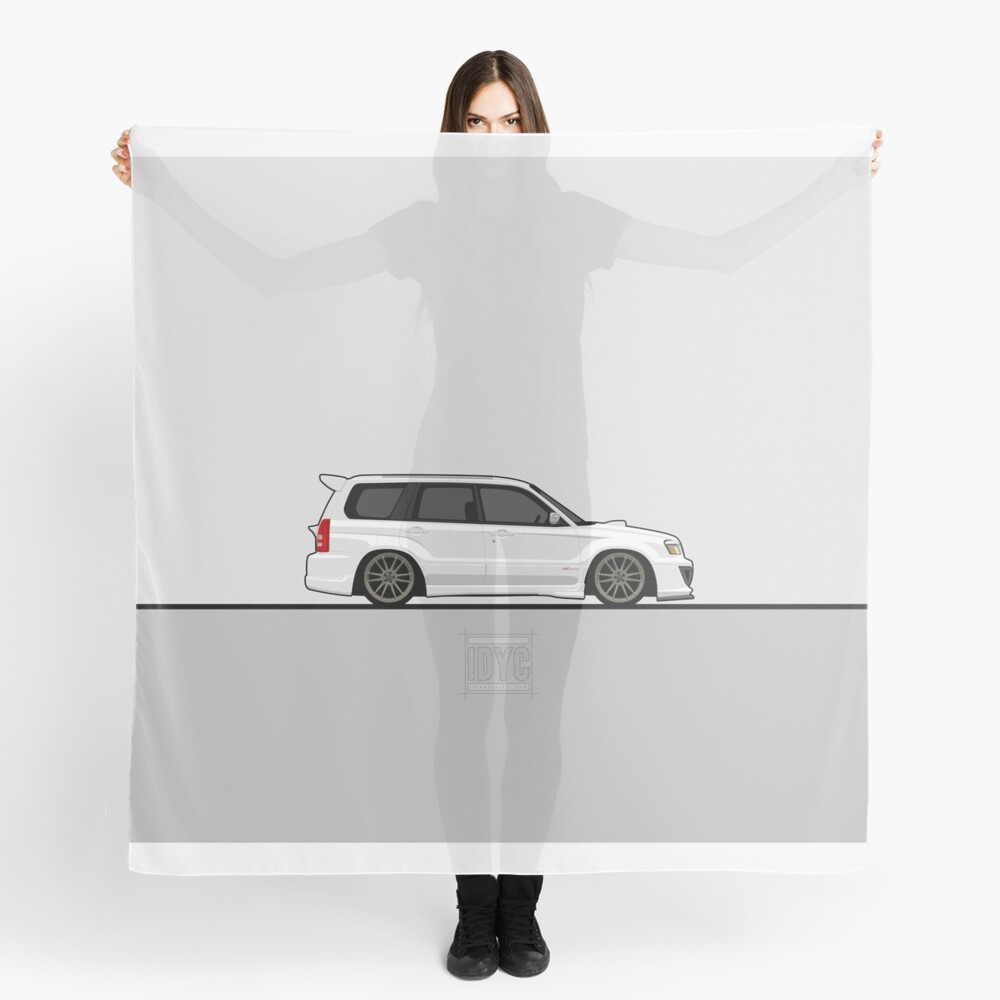Visit idrewyourcar.com to find hundreds of car profiles! Scarf