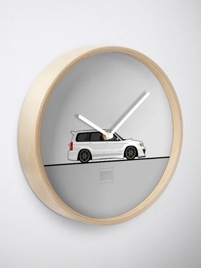 Alternate view of Visit idrewyourcar.com to find hundreds of car profiles! Clock