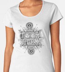 GOOD VIBES >> T-SHIRT , APPAREL, STICKER ,CLOCK, ETC Women's Premium T-Shirt