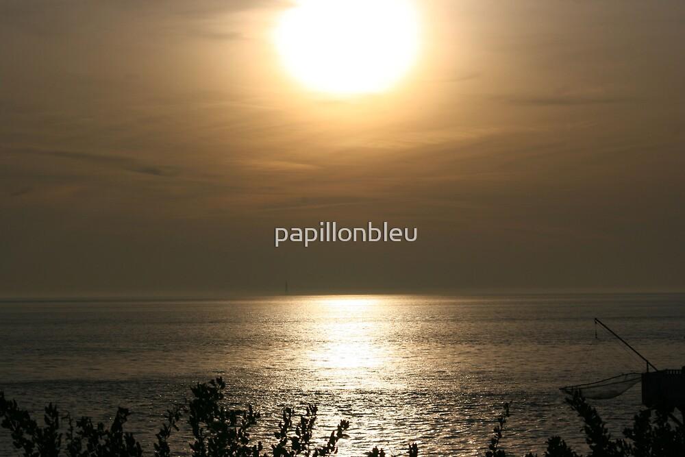 Royan Sunset by Pamela Jayne Smith
