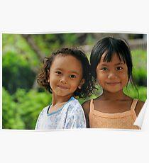 Kids of Bali -2- Poster