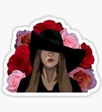 AHS Coven Zoe Benson  Sticker