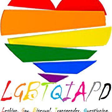 LGBTQIAPD by cordmarcos