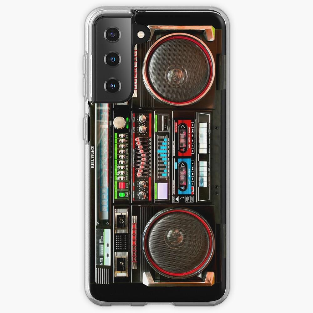 Gigantic Ghetto Blaster Case & Skin for Samsung Galaxy