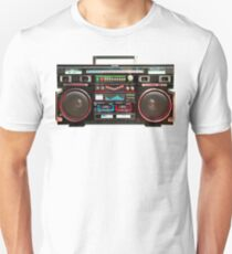 Gigantic Ghetto Blaster T-Shirt