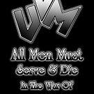 VDM Serve & Die by xzendor7