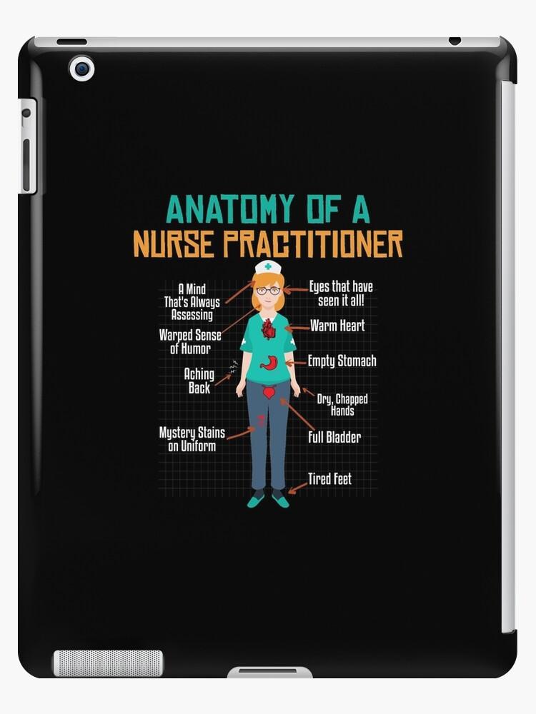 Vinilos y fundas para iPad «Anatomía de una enfermera \ | Enfermera ...