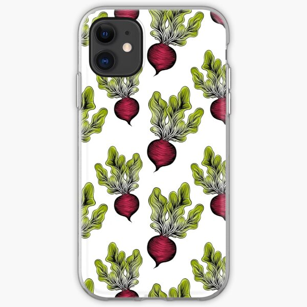 Beets are Best iPhone Soft Case