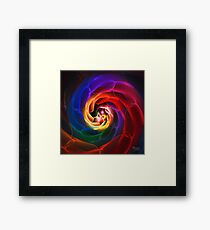'Surrounded By Love' Framed Print