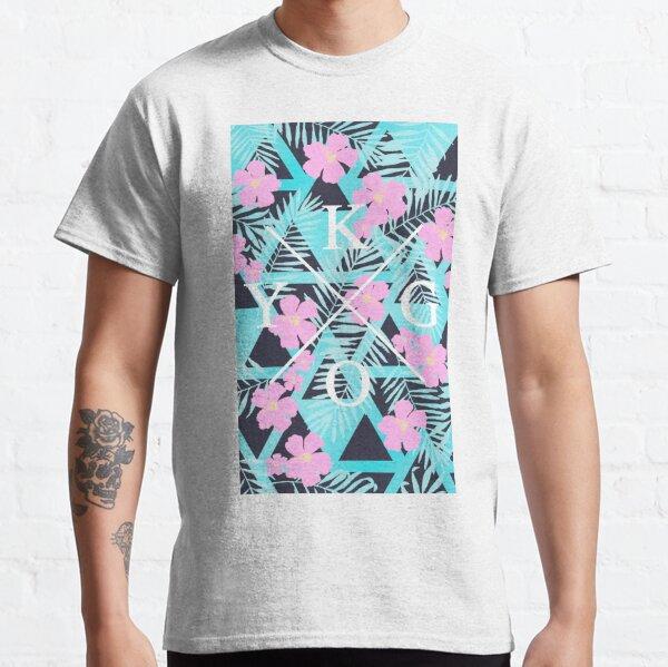 Kygo Floral T-shirt classique