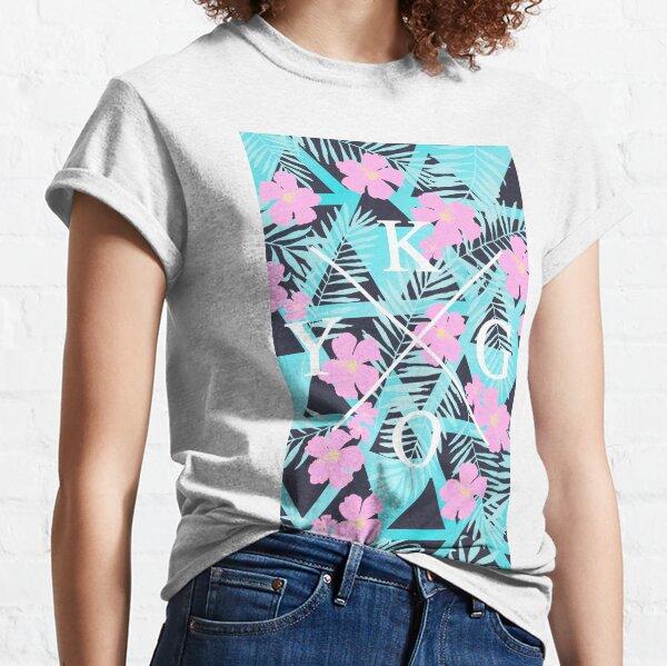 Kygo floral Camiseta clásica
