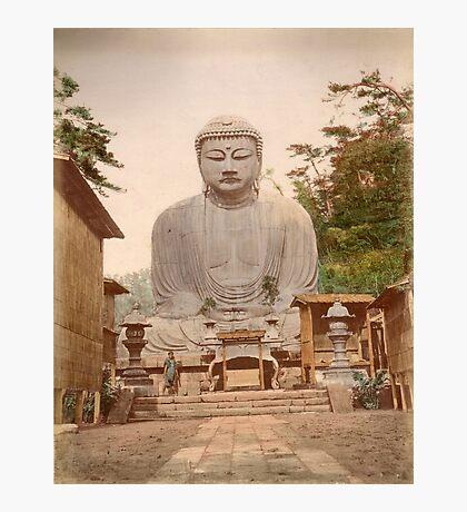 Giant Buddha, Japan Photographic Print