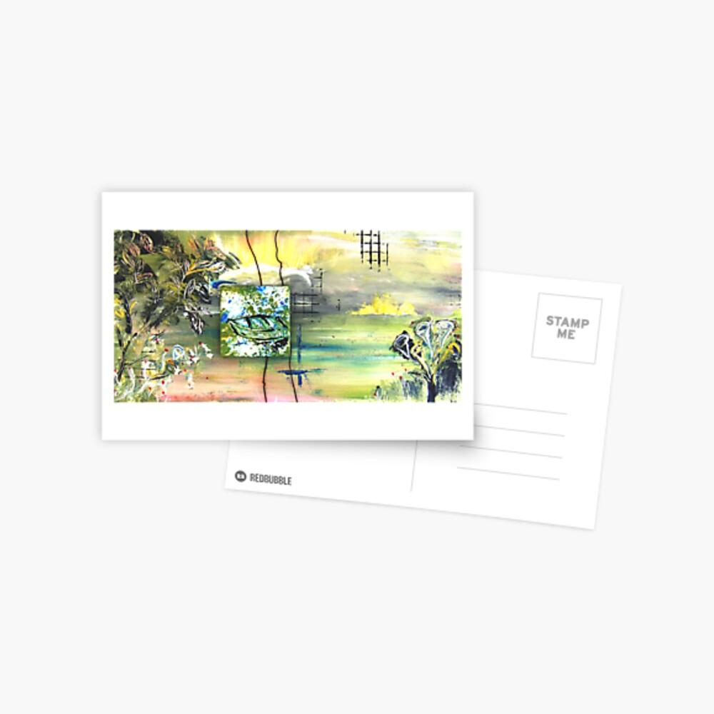 Lampedusa Postcard