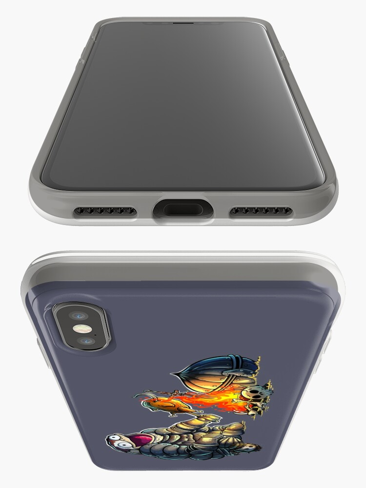 Alternate view of GoEaSyTwitch DpsOClock iPhone Case & Cover