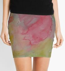 colorful image 2 Mini Skirt
