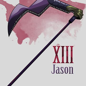 13th's Jason  by Absolute-Rage