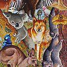 Australian Animals Designs 2 by iancoate