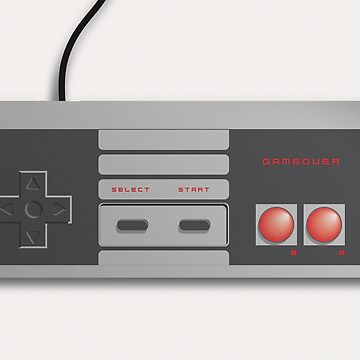 Retro Game Controller by doodlebags