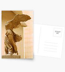 Winged Victory Postkarten