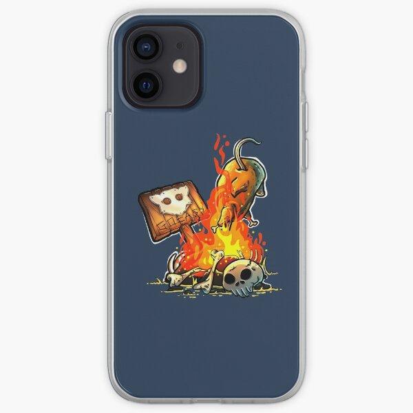 GoEaSyTwitch Bonfire iPhone Soft Case