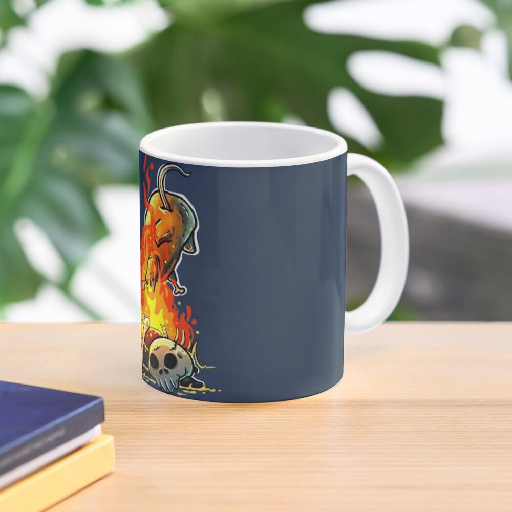 GoEaSyTwitch Bonfire Mug