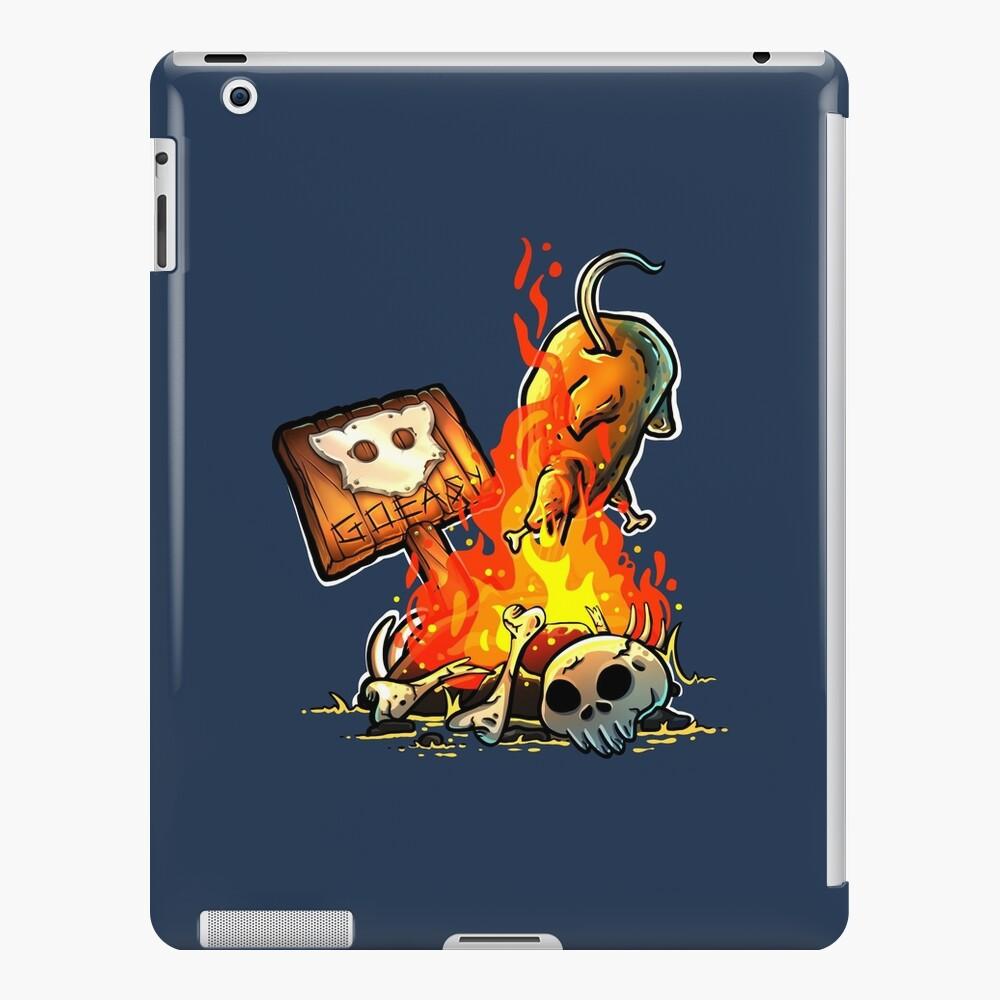 GoEaSyTwitch Bonfire iPad Case & Skin