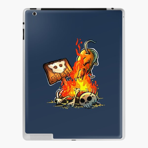 GoEaSyTwitch Bonfire iPad Skin