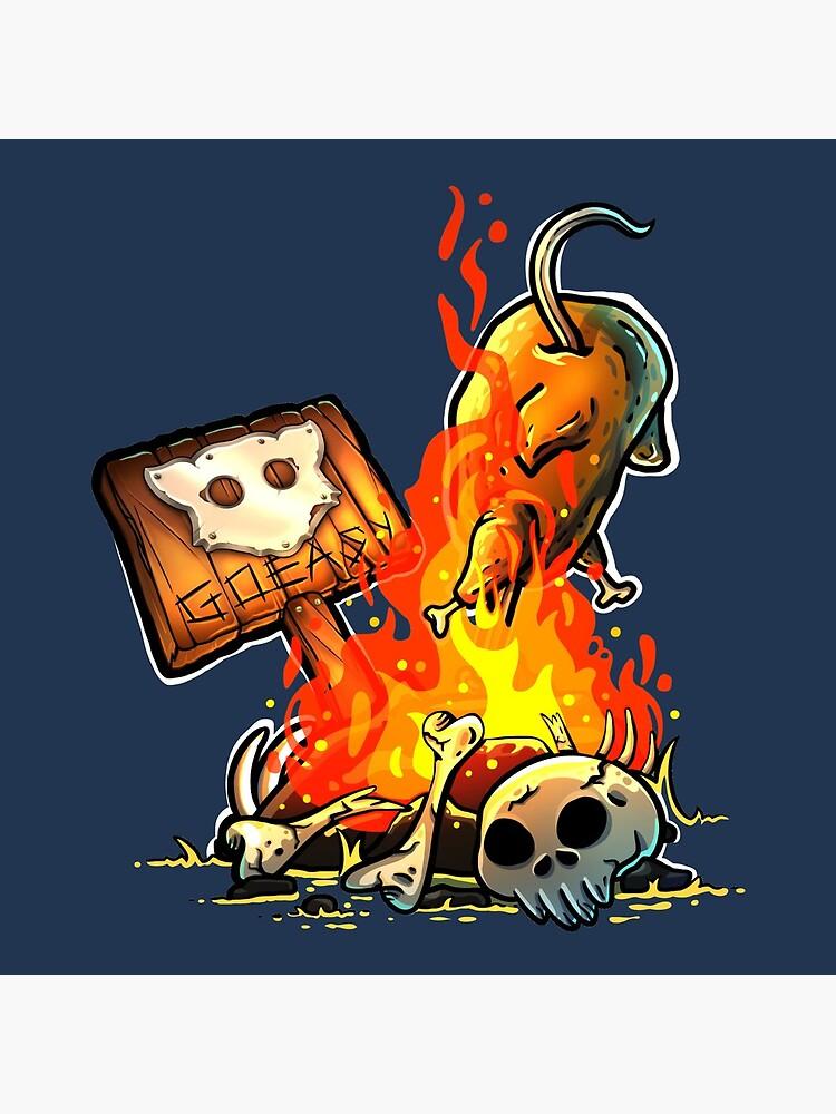 GoEaSyTwitch Bonfire by GoEaSyTwitch
