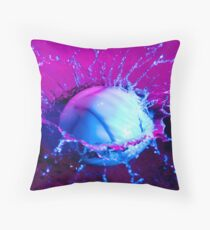 Commotion Throw Pillow