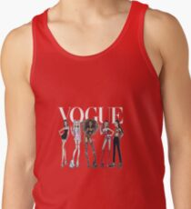 VOGUE design T-Shirts Tank Top