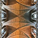 Southwark Cathedral, London by nilesite