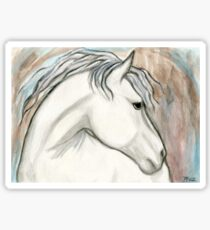 Horse With No Name Sticker