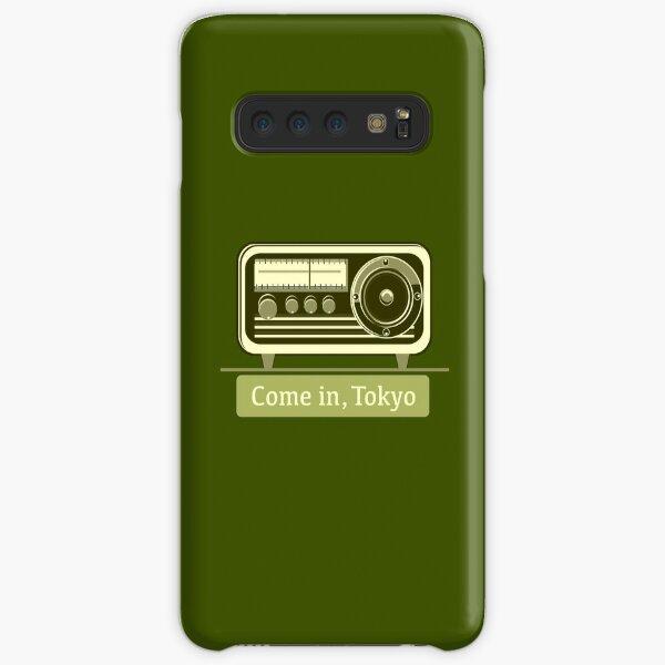Come In, Tokyo! Samsung Galaxy Snap Case