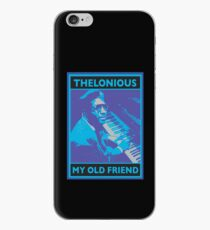 Thelonious, My Old Friend iPhone Case
