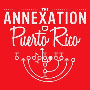 The Annexation of Puerto Rico by BunnyDojo