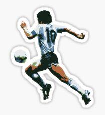 El Diego Sticker