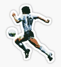 El Diego Sticker