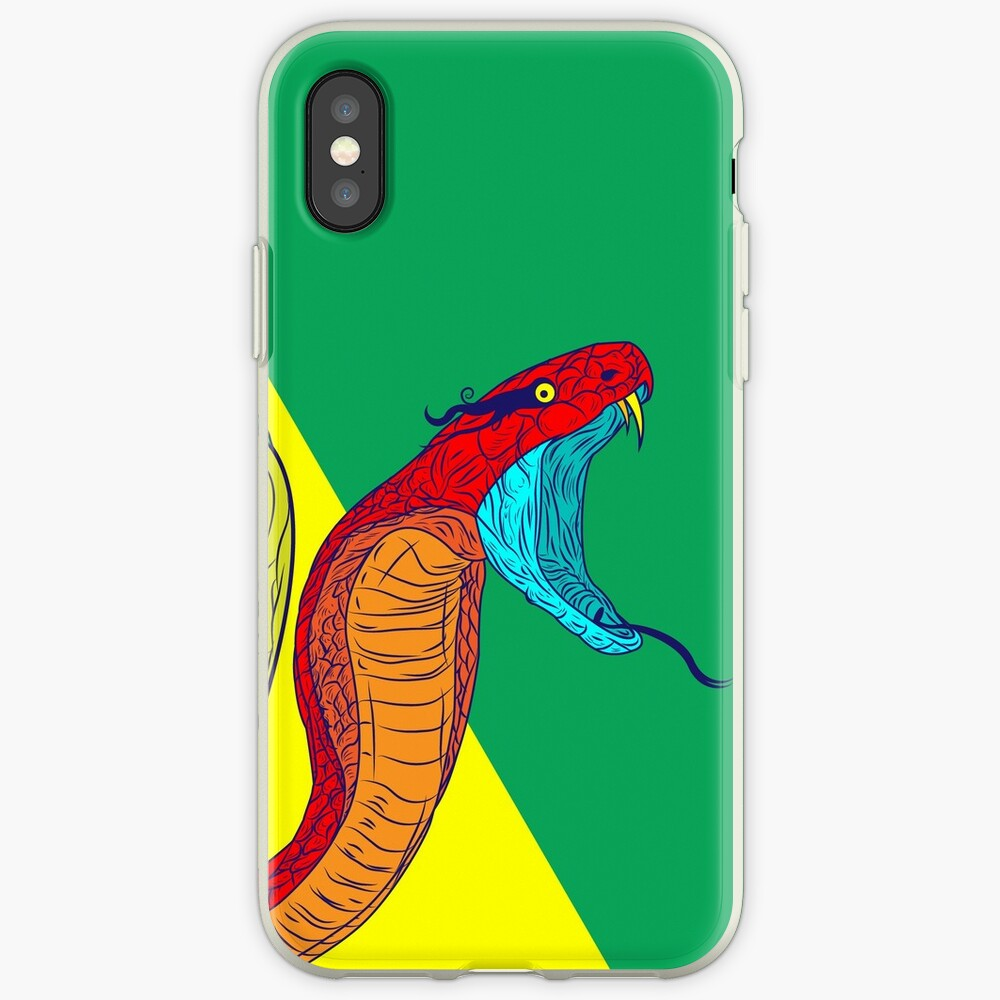 Kobra iPhone-Hülle & Cover
