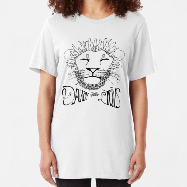 The Dandy Lion Slim Fit T-Shirt